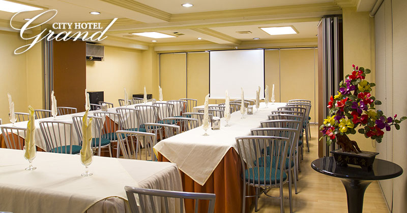 Grand City Hotel - Function Room