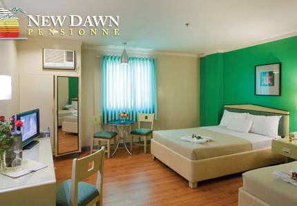 New Dawn Pensionne - Executive Room