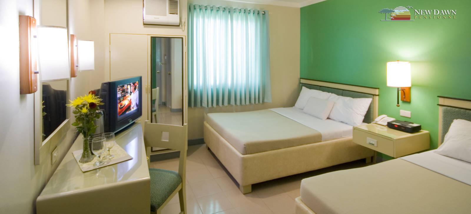 New Dawn Pensionne - Standard Room