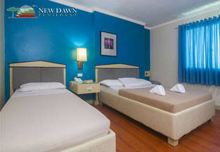 New Dawn Pensionne - Superior Room