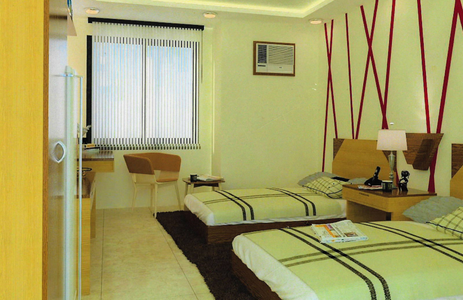 New Dawn Pensionne - Executive Room