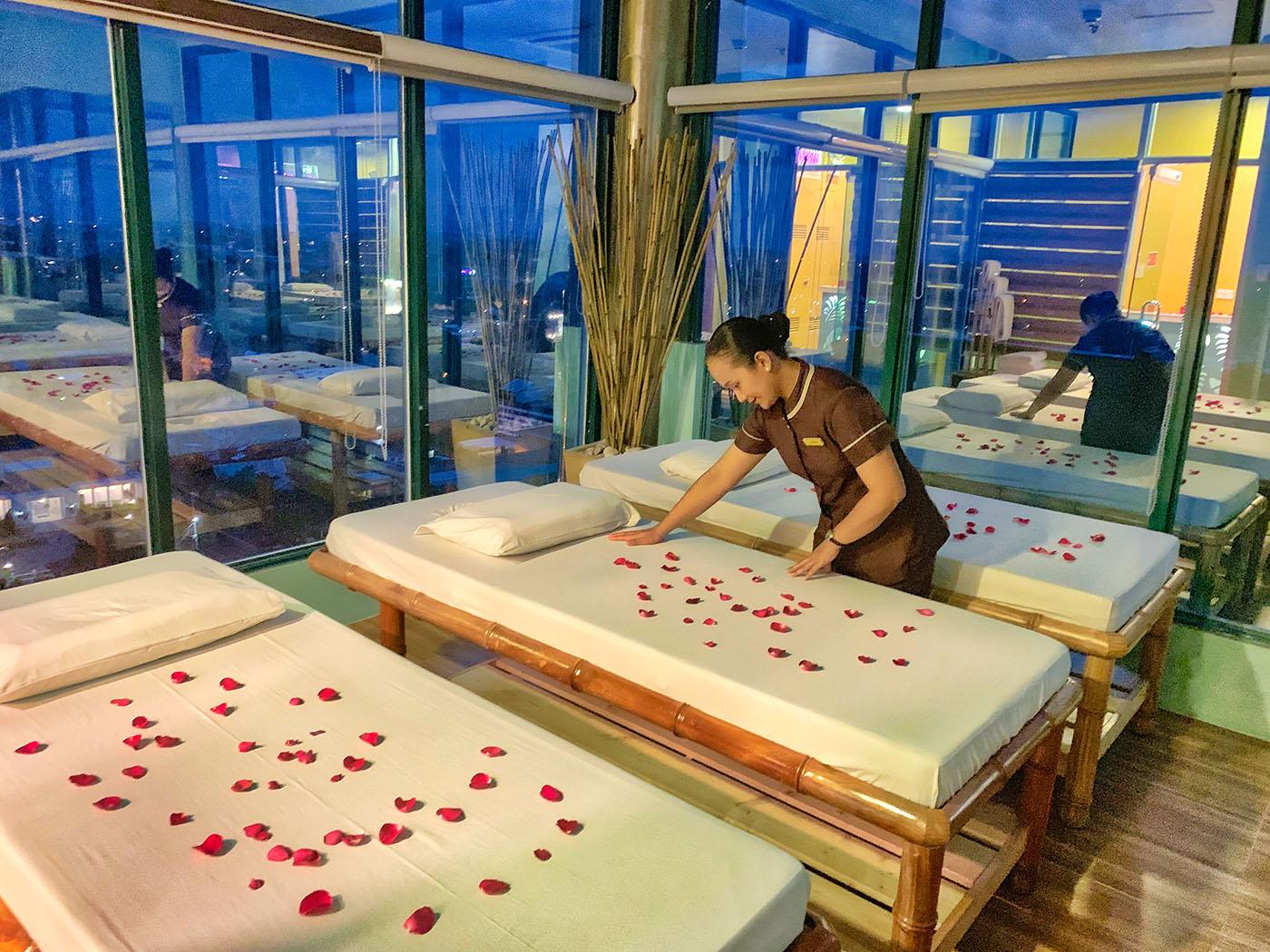 New Dawn Pensionne - Massage Service