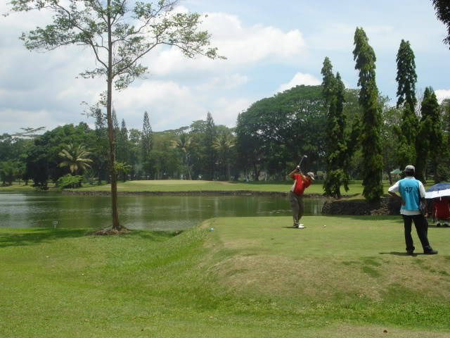 Del Monte clubhouse and golf course