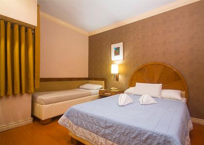 Grand City Hotel - Room