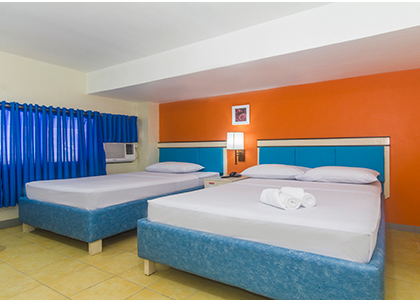 USDA Dormitory Hotel Cebu - Room