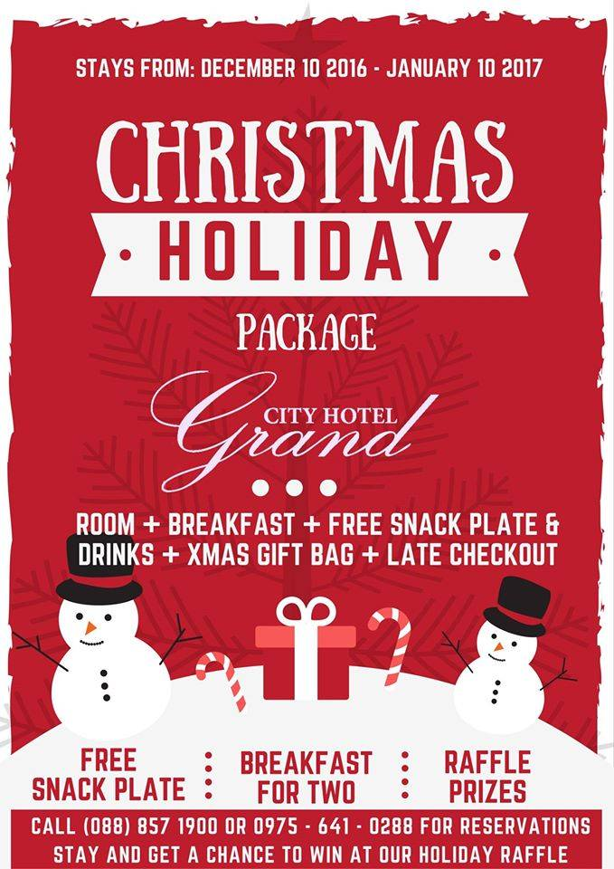 christmas holiday package - Christmas Packages