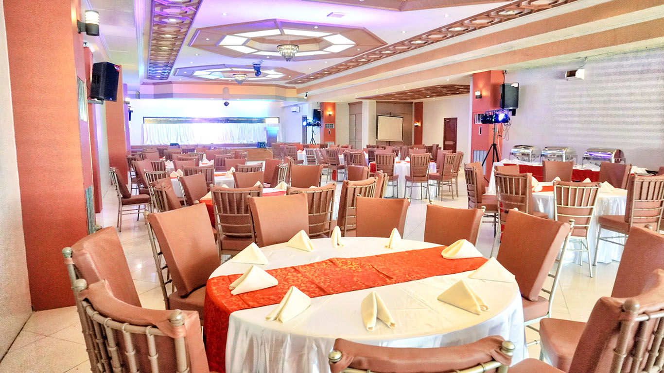 Hotel Valencia - Ballroom